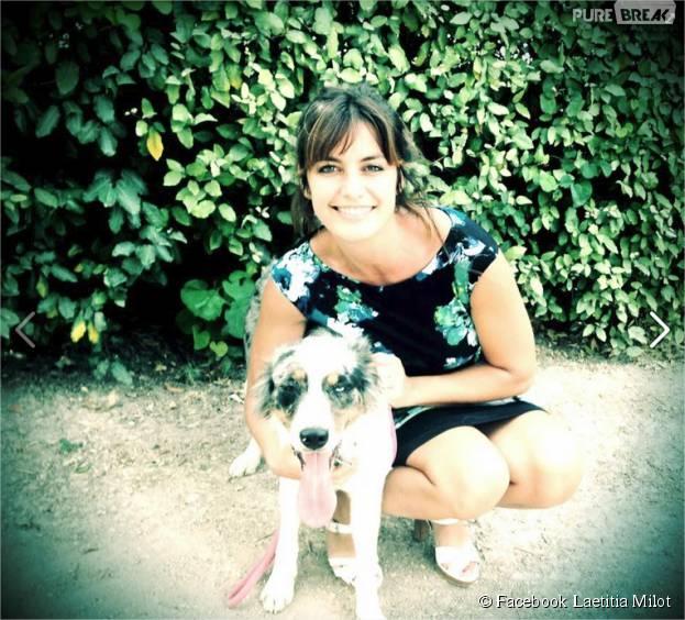 Laetitia Milot (Plus belle la vie) dans un refuge pour les vacances