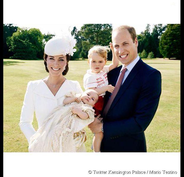 Kate Middleton et le Prince William : la Princesse Charlotte et le Prince George harcelés par les paparazzi, ils poussent un coup de gueule