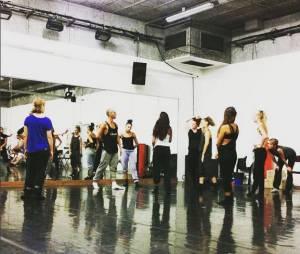 Joy Esther : photo des danseurs de la troupe Roméo et Juliette