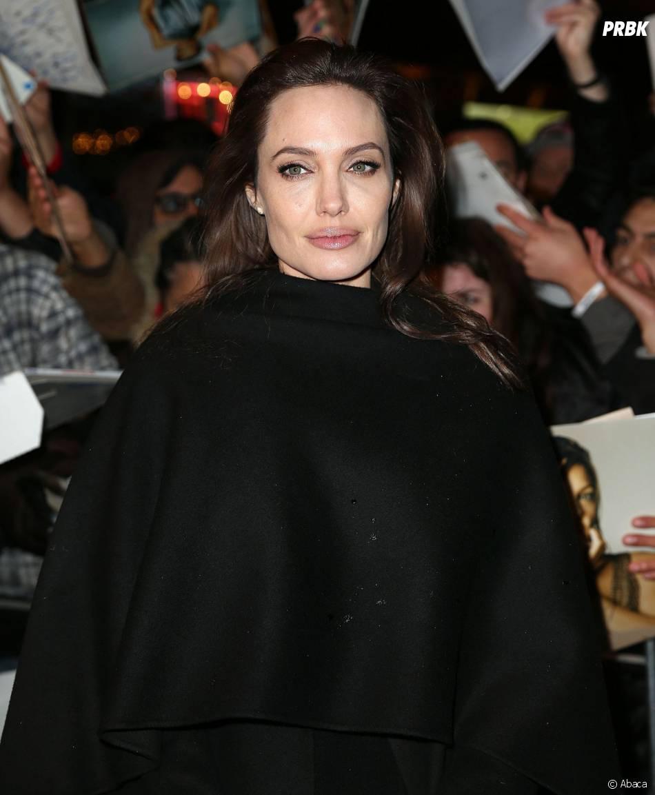 Top 10 des actrices les mieux payées de 2015 : Angelina Jolie