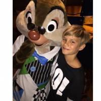 David Beckham et Victoria : vacances complices en famille à Disneyland