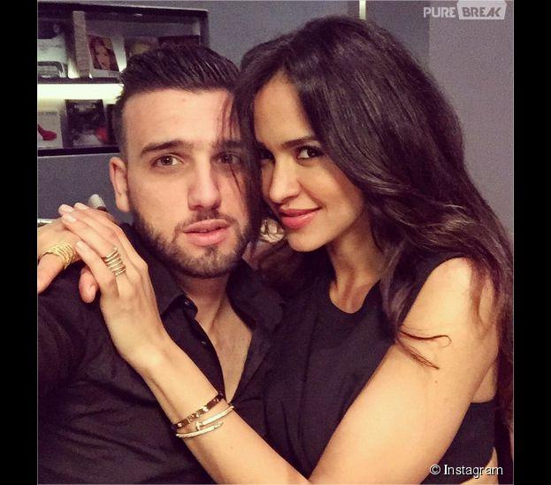 Leila Ben Khalifa et Aymeric Bonnery complices sur Instagram