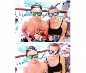 Ma2x et Margot Malmaison complice et amoureux sur Instagram