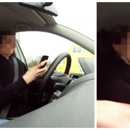Expérience sociale : envoyer un texto au volant, nouvelle épreuve du permis de conduire ?