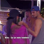 Ali (Secret Story 9) met un mini-râteau à Alia, Coralie chauffe Rémi en soirée