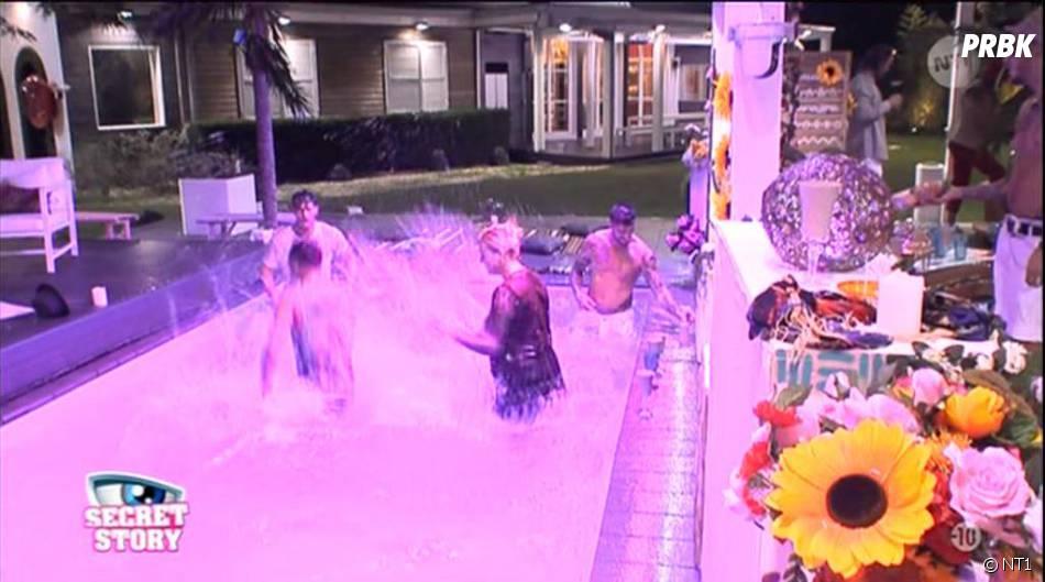 Secret Story 9 : grosse fiesta dans la maison des secrets