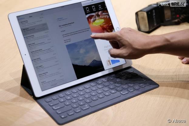 L'iPad Pro sort en novembre 2015