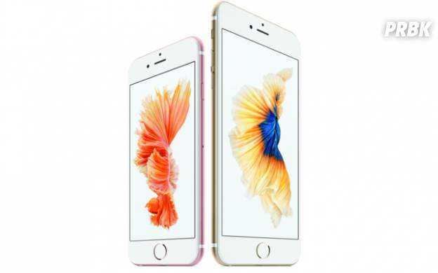 iPhone 6S et 6S Plus