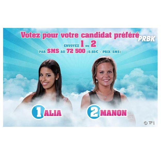 Secret Story 9 : Alia et Manon nominées, qui va quitter l'aventure ?