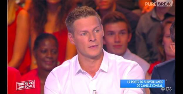 Matthieu Delormeau soutenu par Livia et Eve Angeli