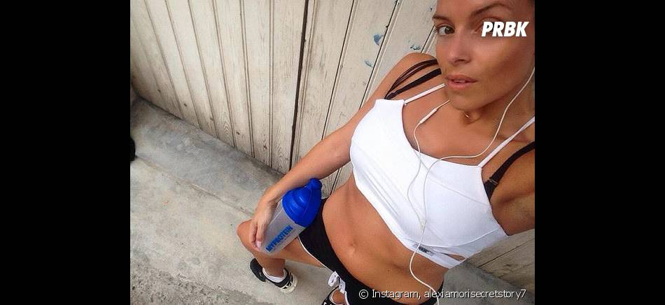 Alexia Mori : l'ex candidate de Secret Story fière de son corps sur Instagram