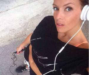 Alexia Mori sportive sexy