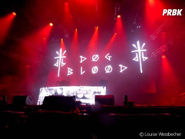 Dog Blood (Skrillex et Boys Noize) en concert au festival Lollapalooza 2015 à Berlin, le 12 septembre 2015