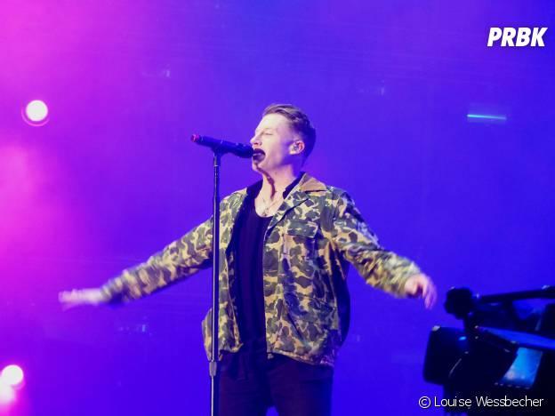 Macklemore et Ryan Lewis en concert au festival Lollapalooza 2015 à Berlin, le 12 septembre 2015