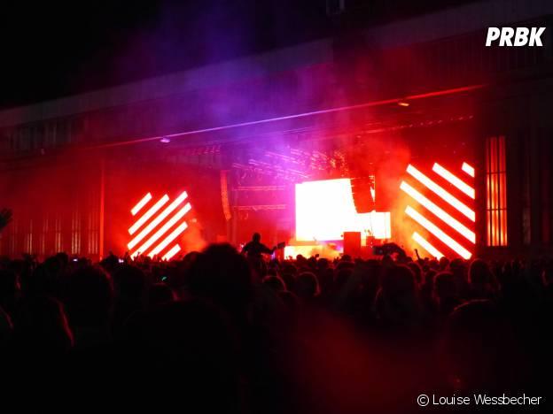 Martin Garrix en concert au festival Lollapalooza 2015 à Berlin, le 13 septembre 2015