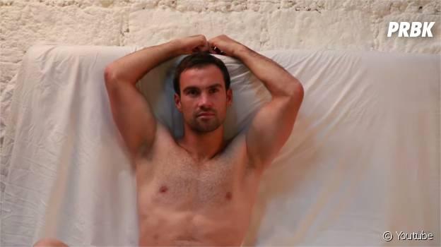 Morgan Parra sexy pour Les Dieux du Stade 2015
