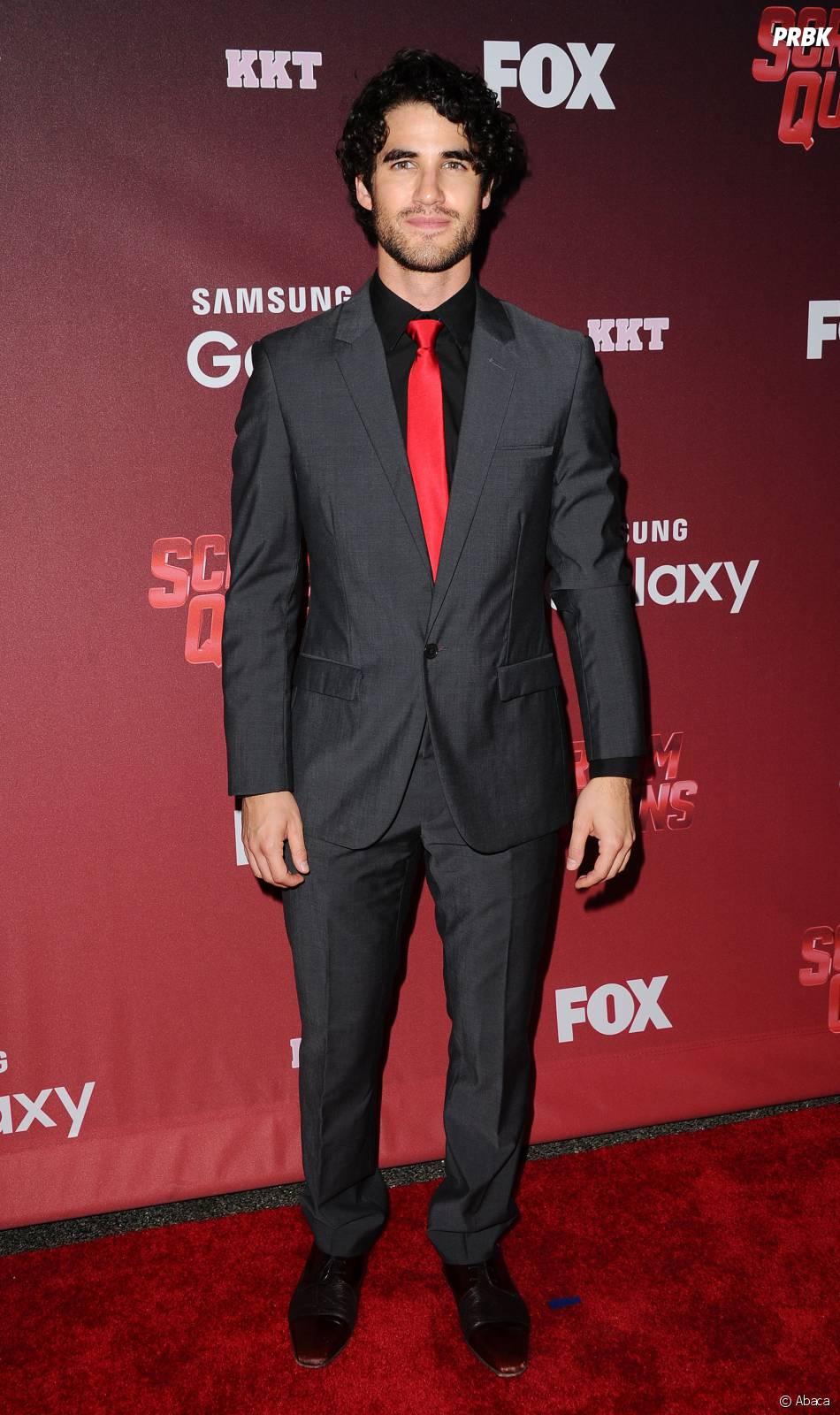 Darren Criss à l'avant-première de Scream Queens, le 21 septembre 2015 à Los Angeles