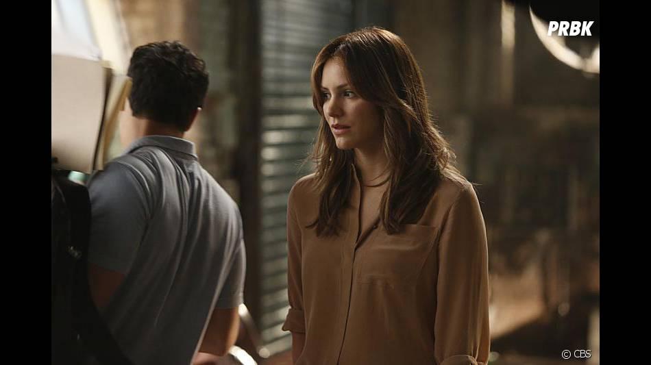 Scorpion saison 2, épisode 1 : Katharine McPhee (Paige) sur une photo