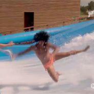 Thibault et Caroline (Les Vacances des Anges) : leurs chutes mémorables en tentant de surfer