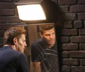 Bones saison 11, épisode 2 : David Boreanaz sur une photo