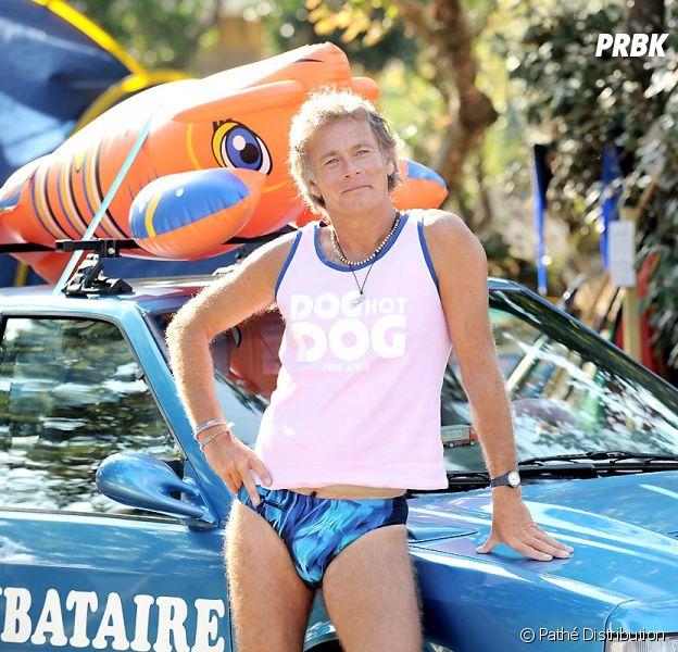 Camping 3 : Franck Dubosc a tourné avec des naturistes