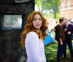 Under the Dome saison 3 : Rachelle Lefevre sur une photo