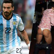 Ezequiel Lavezzi en string sur Twitter : la réaction (drôle) du joueur du PSG