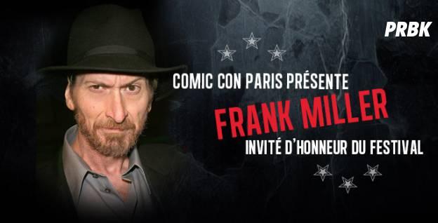 Comic Con (Paris) : Frank Miller