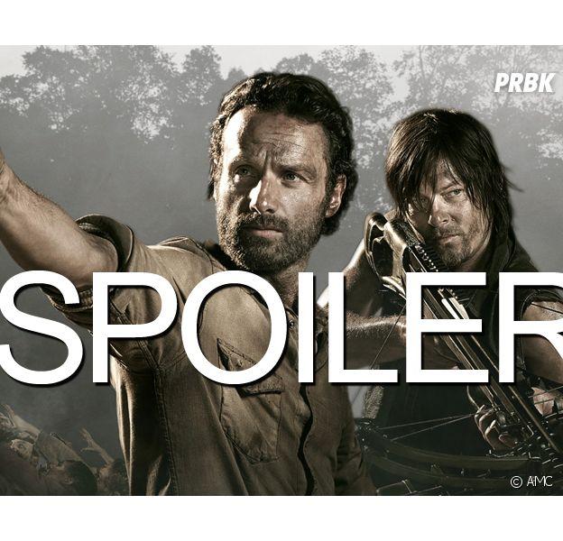 The Walking Dead saison 6 : la guerre bientôt déclarée entre Rick et Daryl ?