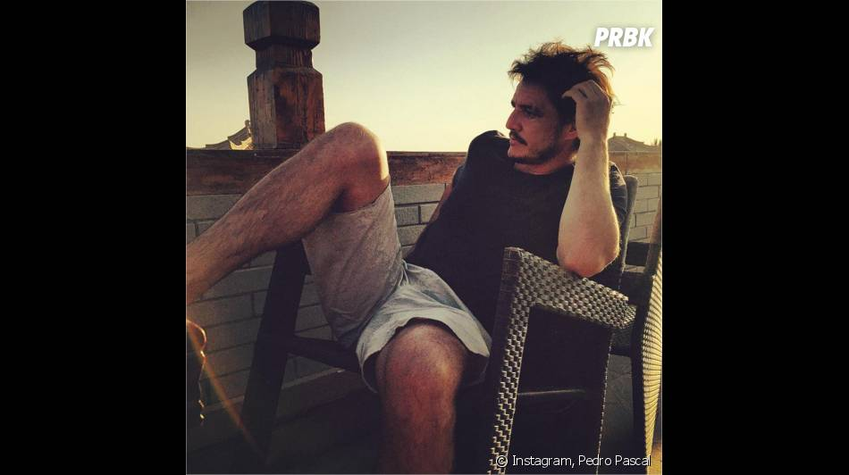 Pedro Pascal (Game of Thrones) prend la pose sur Instagram