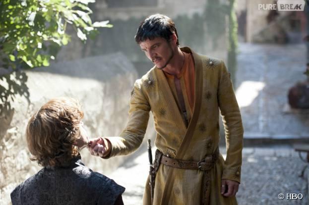 Game of Thrones saison 4 : qui est Pedro Pascal aka Oberyn Martell ?