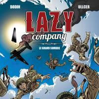 Lazy Company - Le Grand Sombre : 3 raisons de découvrir la délirante BD adaptée de la série
