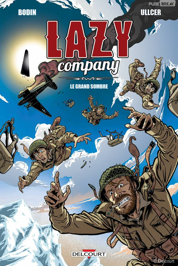 Lazy Company : Le grand sombre, la série a le droit à sa propre BD