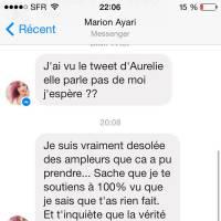 """Aurélie Dotremont en photo avec son ex, Julien Bert furieux : """"Elle est perdue cette pauvre fille"""""""