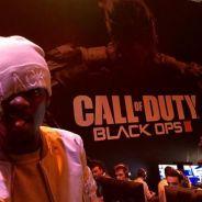 """Black M fan de Call of Duty Black Ops 3 : """"Je suis le genre de joueur infiltré et traître !"""""""