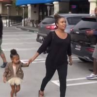 North West : la fille de Kim Kardashian et Kanye West envoie bouler les paparazzi
