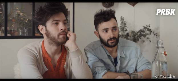 Les Dissociés : Rapahël Descraques et Julien Josselin