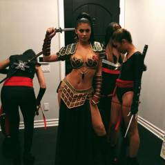 Kylie Jenner en ninja sexy, Taylor Swift en Olaf, Shanna : les déguisements des stars pour Halloween