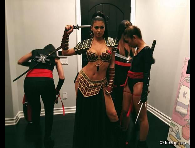 Kylie Jenner fête Halloween le samedi 31 octobre 2015