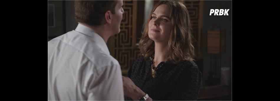 Bones saison 11 : la vie sexuelle de Booth et Brennan menacée ?