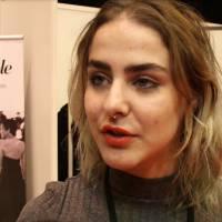 Marion Seclin (Mady) à la rencontre de ses fans au salon Video City