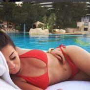 Martika (La Villa Des Coeurs Brisés) très sexy sur Instagram