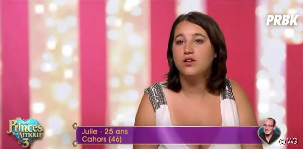 (Les Princes de l'amour 3) dans l'épisode du 23 novembre 2015 sur W9