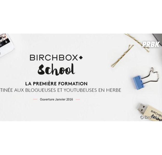 Birchbox School : l'école pour devenir une blogueuse ou YouTubeuse beauté