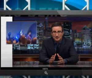 Shy'm : John Olivier se moque de sa chute à la télévision américaine