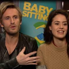 Babysitting 2 : l'interview Instagram de Philippe Lacheau, Alice David et Tarek Boudali