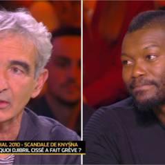 Djibril Cissé et Raymond Domenech : excuses touchantes dans TPMS, 5 ans après la grève de Knysna