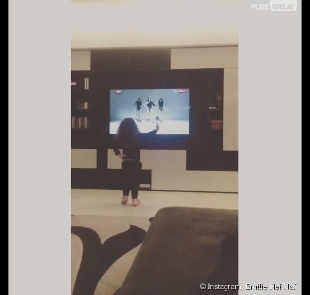 Emilie Nef Naf : sa fille Maëlla se prend pour Beyoncé sur Instagram
