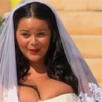 """Sarah Fraisou de retour dans Les Princes de l'amour 3... en robe de mariée : """"Ca c'est du lourd !"""""""