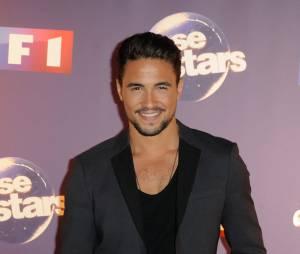 Olivier Dion à la conférence presse de Danse avec les stars 6, le 7 octobre 2015